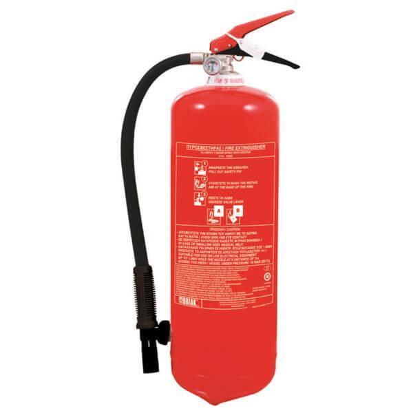 Πυροσβεστήρας AFFF 1.5% αφρού 6lit- Mpazigos.gr
