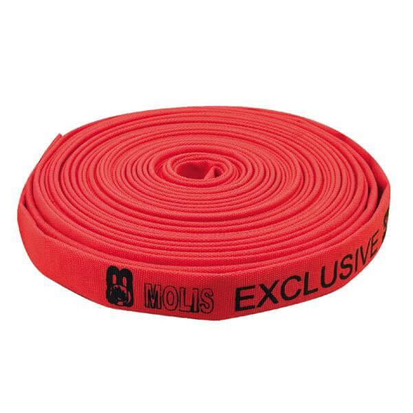 """Πυροσβεστική μάνικα 21bar 1"""" κόκκινη μήκους 25μετ- Mpazigos.gr"""