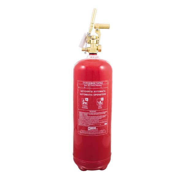 Σύστημα τοπικής εφαρμογής ABF - Wet Chemical 6lit- Mpazigos.gr
