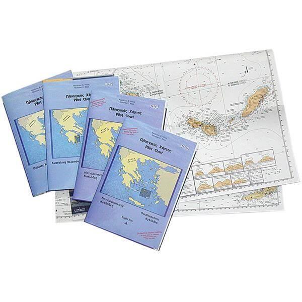 Πλοηγικός Χάρτης - Mpazigos.gr