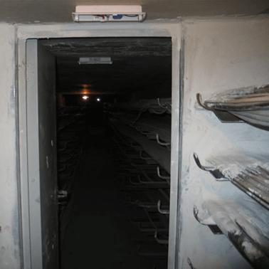 Πυράντοχος Διαχωρισμός σε τούνελ καλωδιώσεων - mpazigos.gr